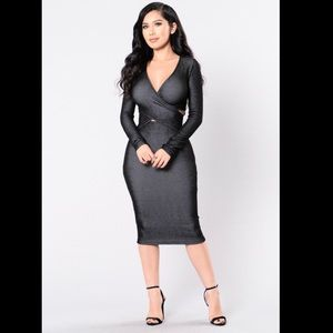 Fashion Nova Vintage Dress